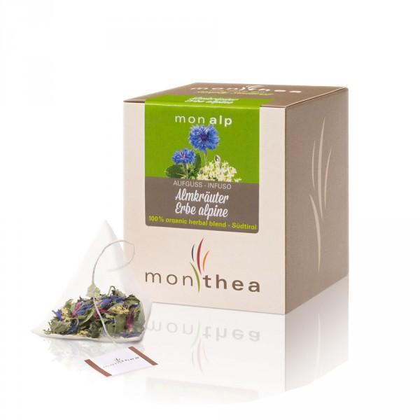 Alpenkräuter Monalp Teebeutel Bio