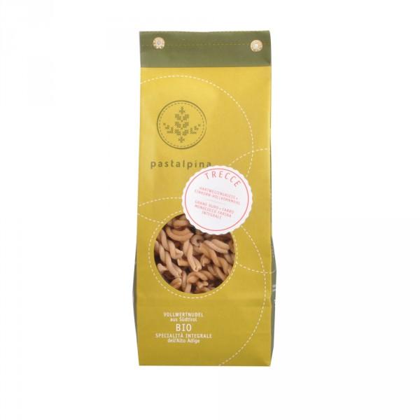 Pastalpina Trecce aus Hartweizengrieß & Einkorn- Vollkornmehl