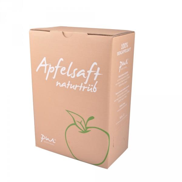 Bergapfelsaft Pur Südtirol Bag in Box