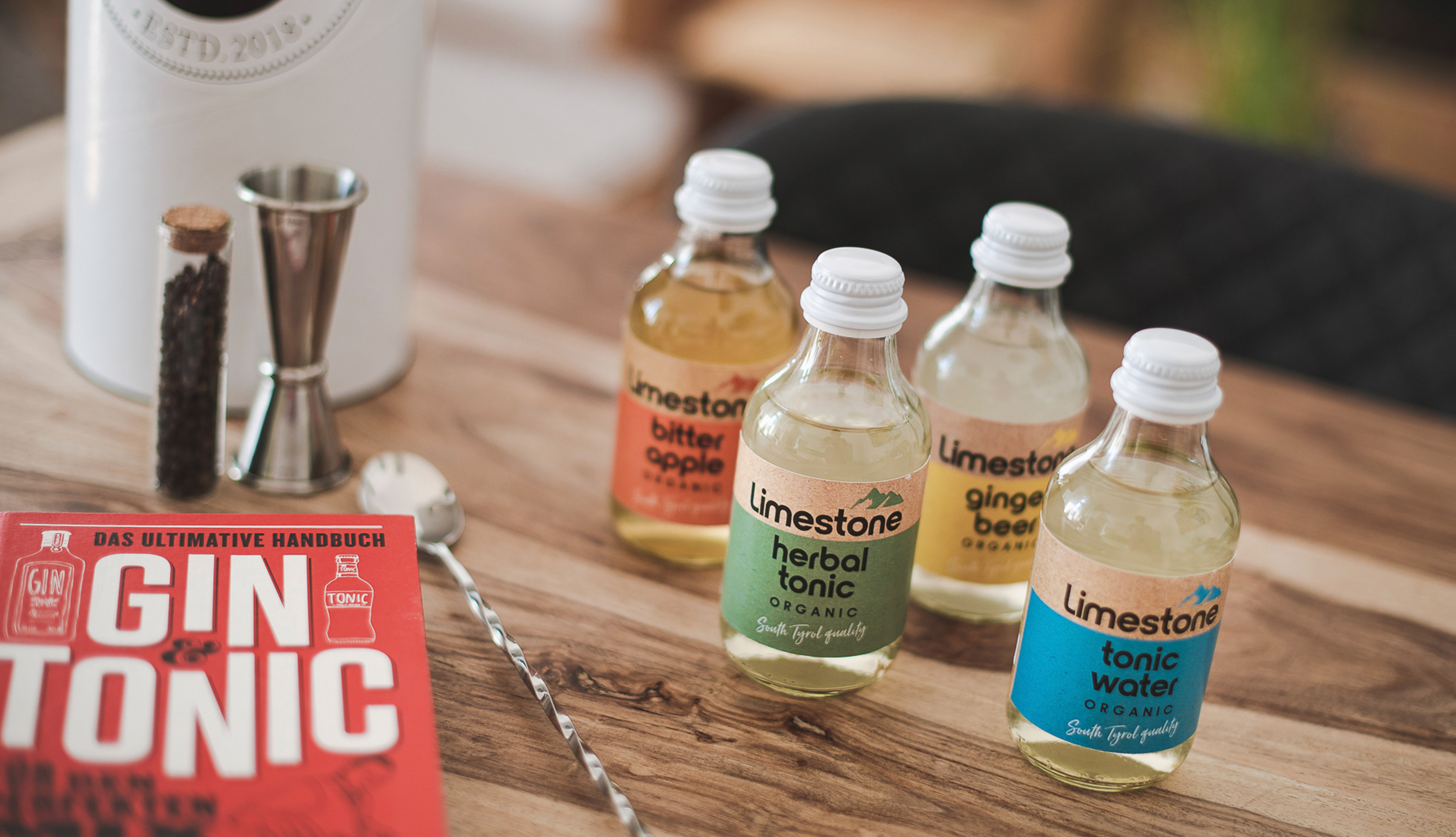 Limestone - Drinkfabrik