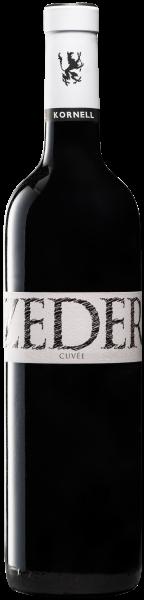 """Cuvée Rot """"Zeder"""" 2017"""