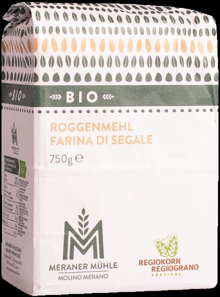 Roggenmehl Regiokorn Bio