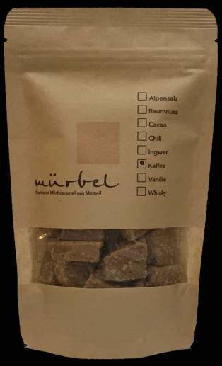 Barbaras Milchcaramel, Kaffee, Beutel