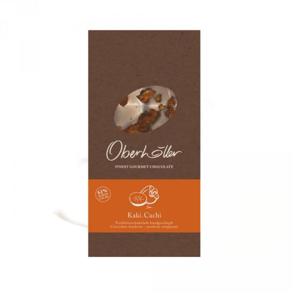 Feinbitterschokolade Kaki