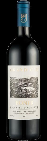 Malanser Grand Cru Pinot Noir 2015