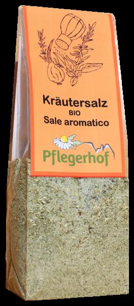 Nachfüllbeutel Kräutersalz Bio