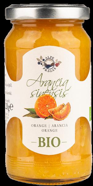 Fruchtaufstrich Orange Bio