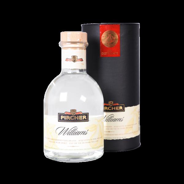 "Brand Williams Birne ""Medizinflasche"""