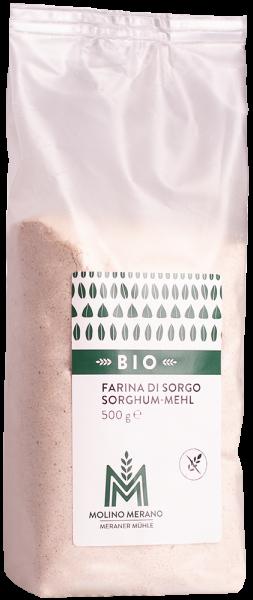 Sorghummehl glutenfrei Bio