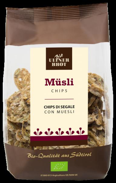 Müsli Chips Bio