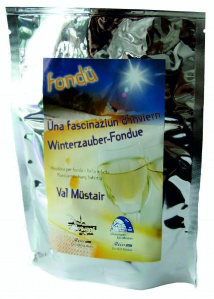 Winterzauber-Fondue aus dem Val Müstair  Meier Beck