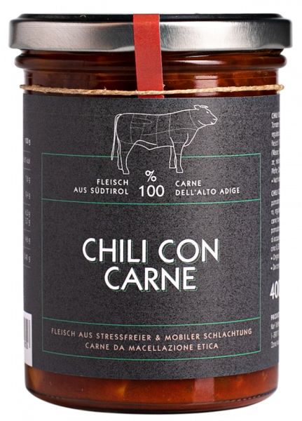 Chili con Carne Ethical Beef