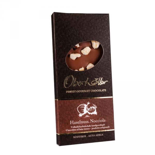Vollmilchschokolade Haselnuss