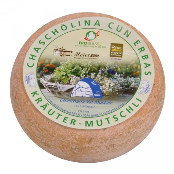 Kräuter Mutschli  Chascharia Val Müstair 500g