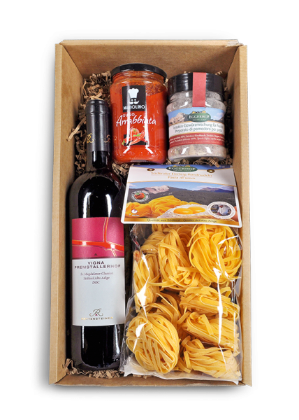 "Geschenksbox ""Pasta Box"""