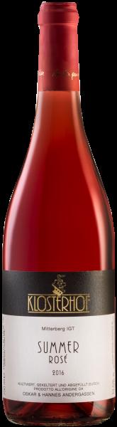 """Blauburgunder Rosé """"Summer"""" 2019"""