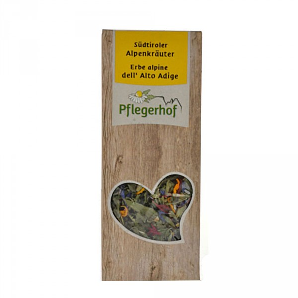 Südtiroler Alpenkräuter Tee Pflegerhof 20g