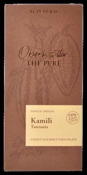 "Gourmetschokolade ""Kamili"" 73%"