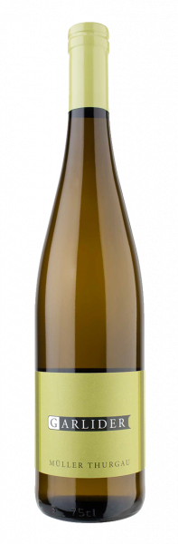 Müller Thurgau Bio 2016