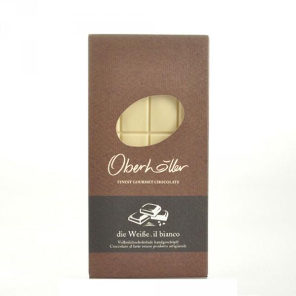 Weisse Schokolade Oberhöller 100g