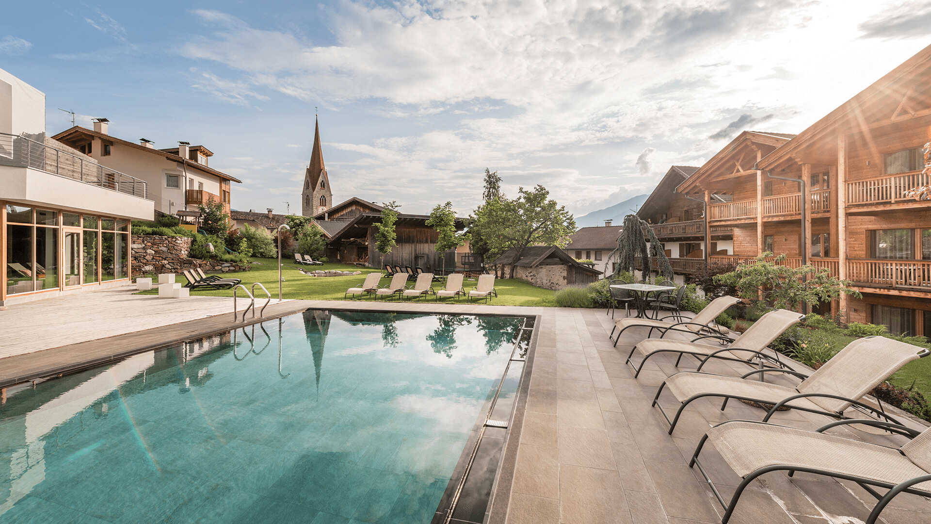 Der Gasserhof Tradition & Lifestyle Hotel