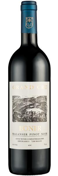 Malanser Grand Cru Pinot Noir 2014