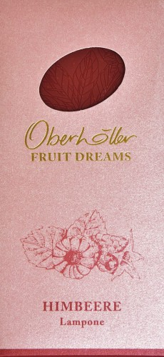 "Frucht-Tafel Himbeere ""Fruit Dreams"""