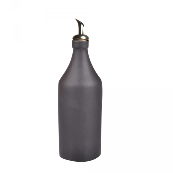 Ölflasche Keramik