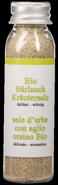 Bärlauch Kräutersalz Bio