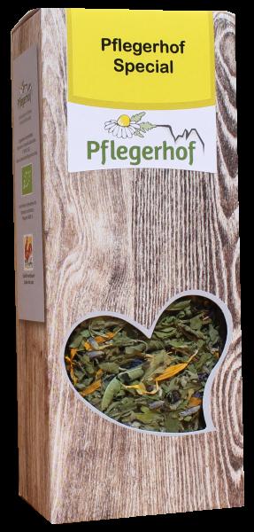 Pflegerhof Special Tee Bio