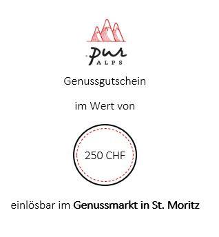 Bistro/Store-Gutschein 250 CHF