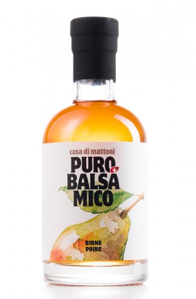 Birnen Balsamico