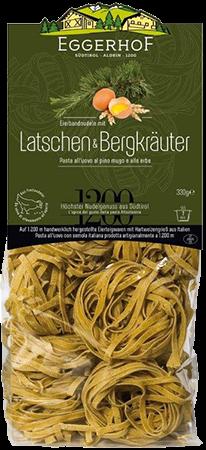 Bergkräuter - Latsche Fettuccine