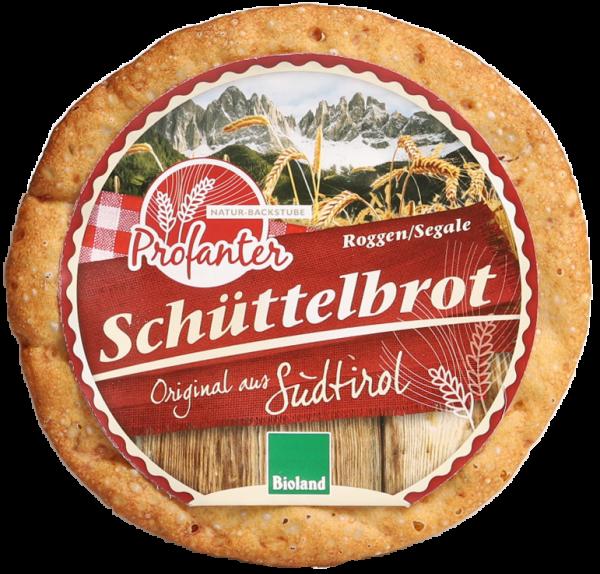 Mini Schüttelbrot Bio
