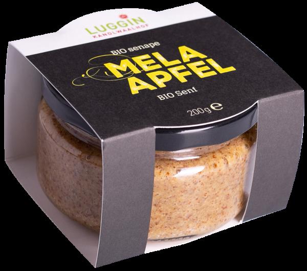 Süßer Senf mit Apfel Bio