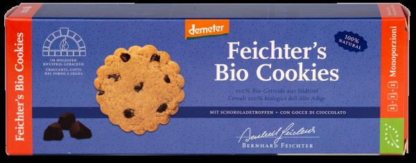 Kekse mit Schokolade Bio