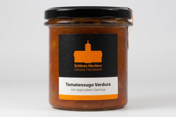 Tomatensugo Verdura