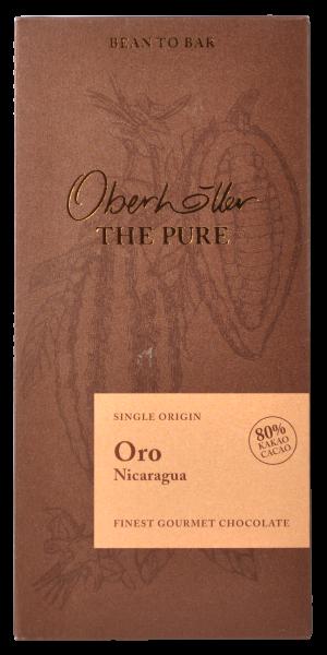 "Gourmetschokolade ""Oro"" 80%"