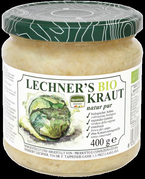 Vinschger Sauerkraut Bio