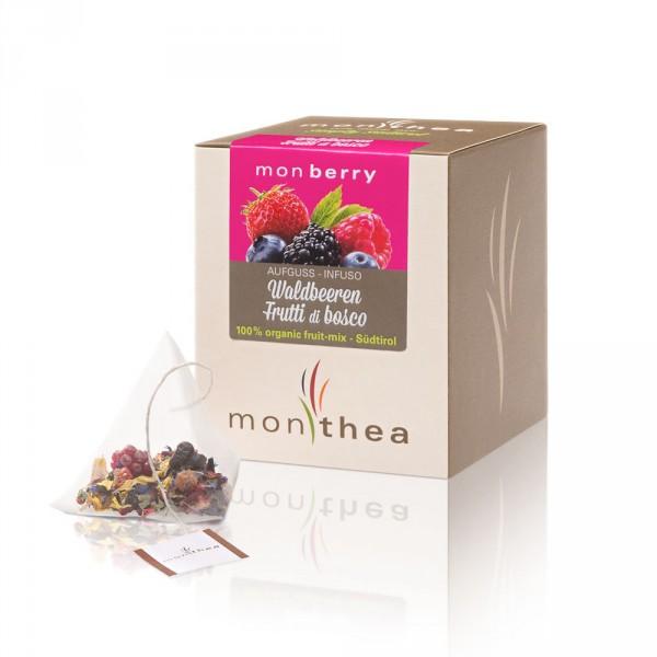 Waldfrüchte Monberry Teebeutel Bio