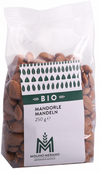 Mandeln Bio