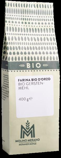Gerstenmehl Bio