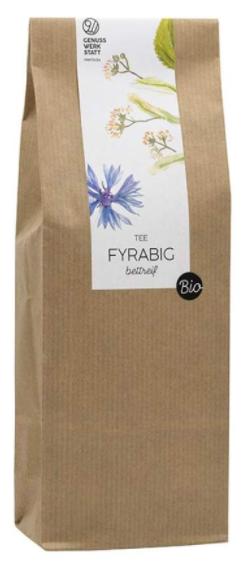 Fyrabigtee Beutel Bio
