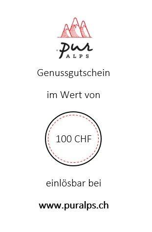 Online-Gutschein 100 CHF