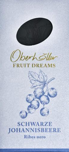 """Frucht-Tafel schwarze Johannisbeere """"Fruit Dreams"""""""