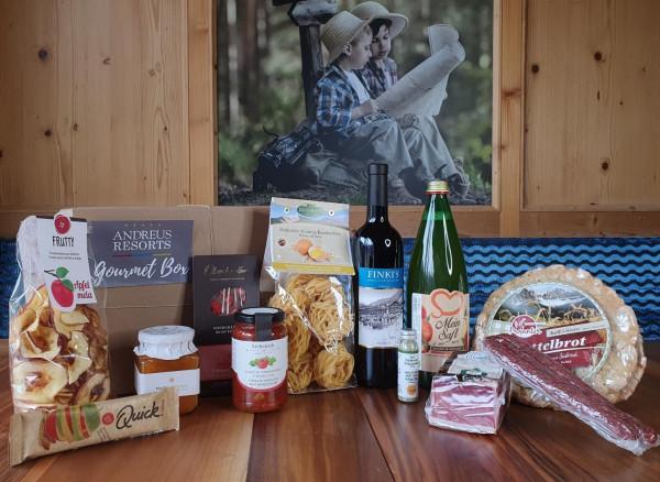 Andreus Gourmet Box