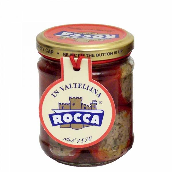 Rocca Peperoni gefüllt mit Thunfisch 212g