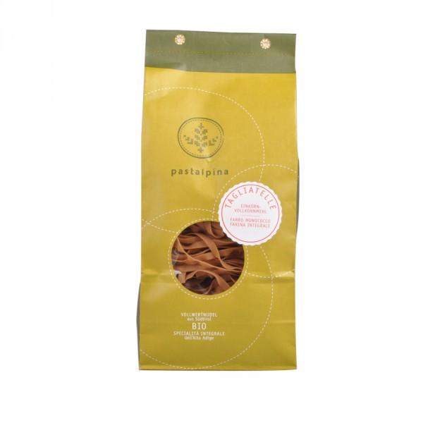 Pastalpina Tagliatelle aus Einkorn-Vollkornmehl