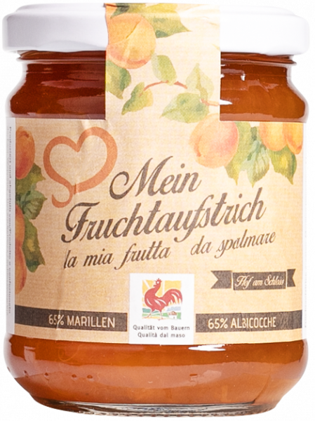 Vinschger Bergmarille Fruchtaufstrich