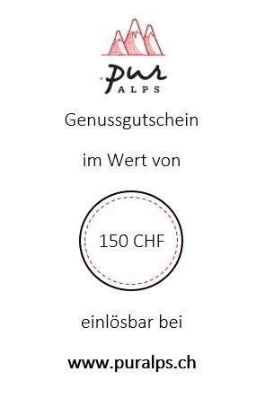 Online-Gutschein 150 CHF